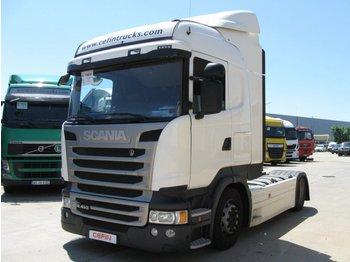 Scania R 410 - влекач