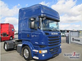 Scania R 450 LA4X2MNA Topline SCR only EG661F Nebenantrie - влекач