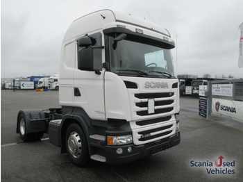 Scania R 450 LA4x2MNA ADR EX/II + OX+ AT,SCR only,Highlin - влекач