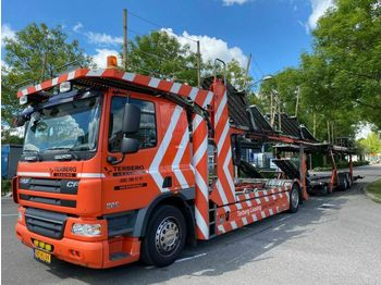 DAF CF 75.360 FA - ONLY 636.503 KM - EURO 5 + GROENE  - autovrachtwagen vrachtwagen