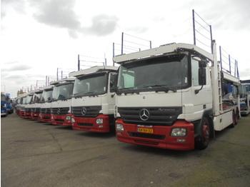 Autovrachtwagen vrachtwagen Mercedes-Benz 2536 METAGO KAESBOHRER