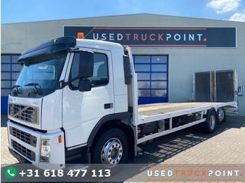 Volvo FM300 / 6X2 / Machine Transport / Ramps & Winch / Belgium Truck - autovrachtwagen vrachtwagen