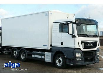 MAN 26.400 TGX/Euro 6/ 7,25 m. lang/Intarder/AHK/ISO  - bakwagen