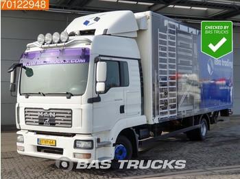 MAN TGL 12.240 4X2 NL-Truck LX Ladebordwand 2x Tanks - bakwagen