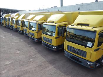 MAN TGL 12.240 4x2 BL LBW - AHK - bakwagen