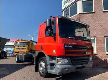 DAF CF75-310 HANDGESCHAKELD CHASSIS EURO3 HOLLAND TRUCK!!!!!!! - chassis vrachtwagen