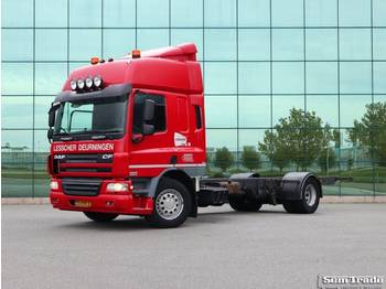 DAF FA 75.360 EURO 5 MANUAL GEARBOX 770 CHASSIS LENGTH - chassis vrachtwagen