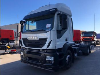 IVECO STRALIS AT440S46 - chassis vrachtwagen