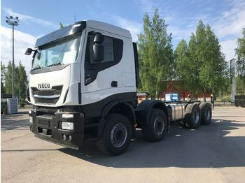 IVECO X-WAY AS340X57Z (2+2) - chassis vrachtwagen