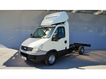 Iveco DAILY 35S14G FAHRGESTELL / CNG  - chassis vrachtwagen