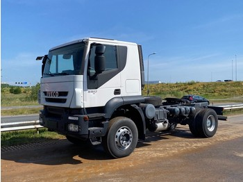 Iveco Trakker 380 4x2 Chassis Cab - chassis vrachtwagen