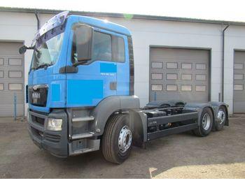 MAN TGS 26 320 - chassis vrachtwagen