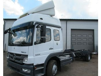 Chassis vrachtwagen MERCEDES-BENZ ATEGO 1224