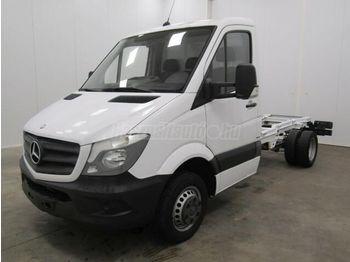 MERCEDES-BENZ SPRINTER 513 cdi BE Vontató - chassis vrachtwagen