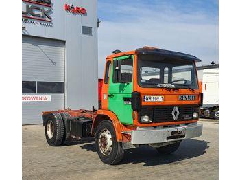 RENAULT Midliner S 170, Full Steel, 4x2 - chassis vrachtwagen
