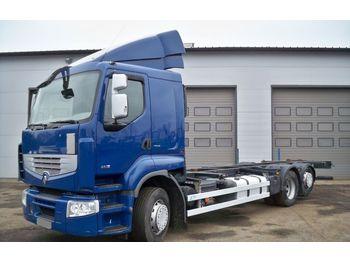 Chassis vrachtwagen RENAULT PREMIUM 460 DXI