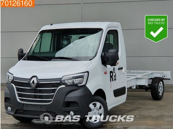 Renault Master 145PK CCAB FWD RED Edition Chassis cabine Enkellucht Navigatie A/C Cruise control - chassis vrachtwagen