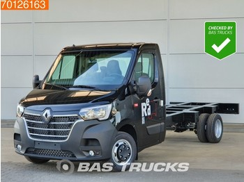 Renault Master 165PK CCAB RTWD RED Edition Chassis cabine Dubbellucht Navigatie A/C Cruise control - chassis vrachtwagen