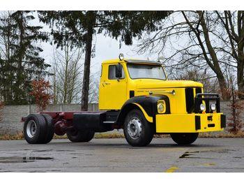 SCANIA Model111S50 1975 - chassis vrachtwagen