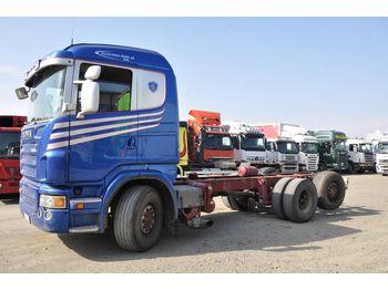 SCANIA R480 6X2 - chassis vrachtwagen