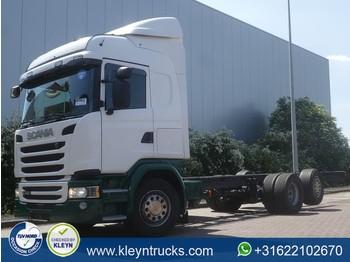 Scania G450 6x2*4 - chassis vrachtwagen