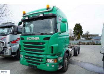 Scania R500 - chassis vrachtwagen