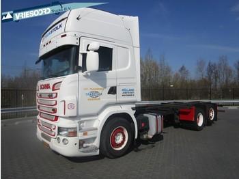 Scania R 500 B 6X2 - chassis vrachtwagen
