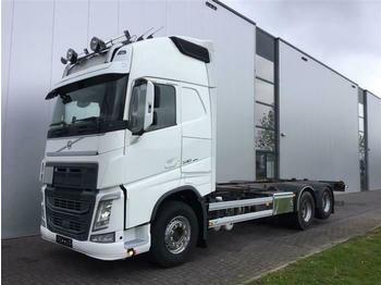 Chassis vrachtwagen Volvo FH540 6X2 BDF EURO 6 VEB+