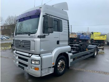 MAN  TGA18.390 BDF  - containertransporter/ wissellaadbak vrachtwagen