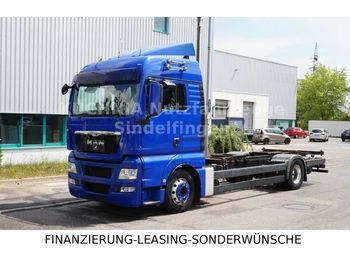 MAN TGX 18.440 LL BDF 7,15-7,45/112 122 Intarder TOP  - containertransporter/ wissellaadbak vrachtwagen