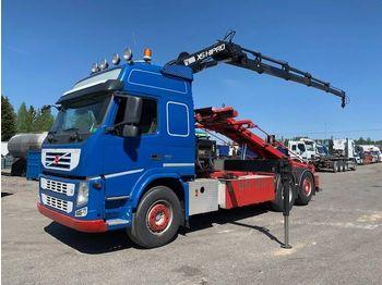 Containertransporter/ wissellaadbak vrachtwagen VOLVO FM 13 460