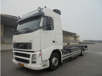 Volvo FH12-380 - containertransporter/ wissellaadbak vrachtwagen