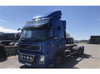 Containertransporter/ wissellaadbak vrachtwagen Volvo FM380