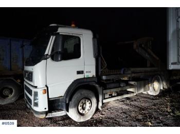 Volvo FM9 - containertransporter/ wissellaadbak vrachtwagen
