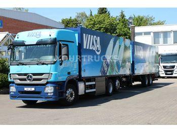 Mercedes-Benz Actros 2541 Retarder/Schwenkwand/Lenkachse/ZUG!  - drankenwagen vrachtwagen