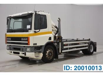 Haakarmsysteem vrachtwagen DAF CF65.180