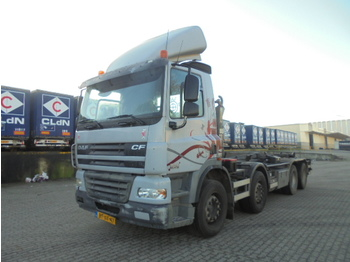 Haakarmsysteem vrachtwagen DAF CF85-410 8x2