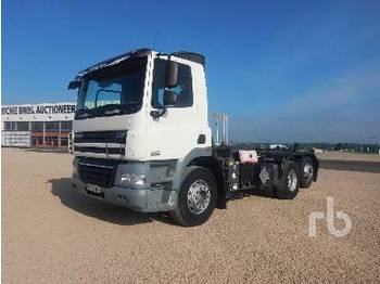 DAF CF 85.360 6x2 - haakarmsysteem vrachtwagen