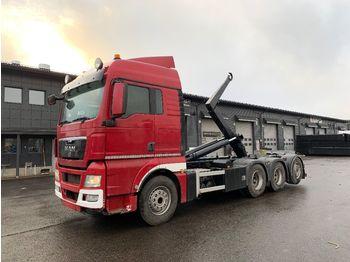 MAN TGX 35.540 - haakarmsysteem vrachtwagen