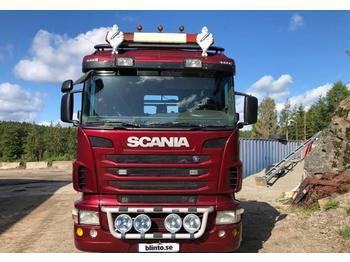Scania R 500  - haakarmsysteem vrachtwagen