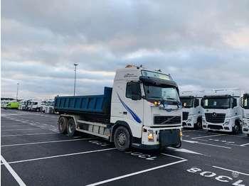 Volvo FH 460 + Joab kablys su konteineriu  - haakarmsysteem vrachtwagen