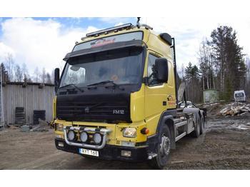 Volvo FM12 480  - haakarmsysteem vrachtwagen