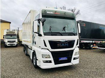 MAN TGX 26 - isotherm vrachtwagen