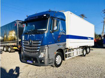 MERCEDES-BENZ Actros 2545 E6 6x2 kontener , Super stan ! - isotherm vrachtwagen