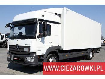 MERCEDES-BENZ Atego 1257 L / e6 / Junge body 18 EPAL / lift palfinger 1,500kg - isotherm vrachtwagen