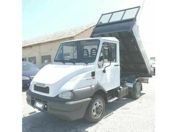 IVECO DAILY Bremach job 3 old. Billencs - kipper vrachtwagen