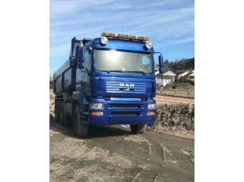 MAN 26.530 6x4 530cv Dumper truck Scania-volvo  - kipper vrachtwagen