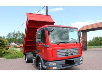 MAN TGL 12 210 !!! EURO 4 !!! WYWROTKA WYWROT KIPER 3 S - kipper vrachtwagen