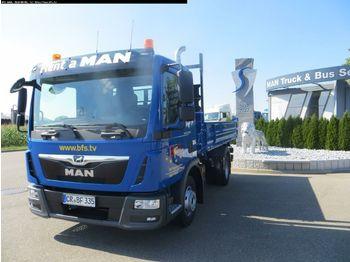 MAN TGL 12.250 4x2 BB MEILLER  - kipper vrachtwagen