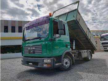 MAN TGL 7.150 Kipper euro4 - kipper vrachtwagen